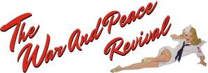 The War and Peace Revival Logo